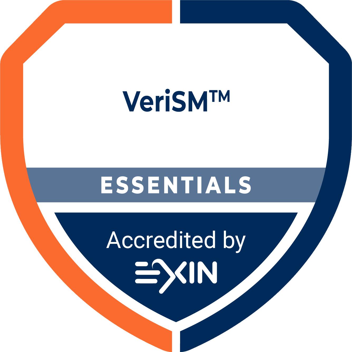 Accreditation Logo VeriSM Essentials