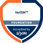Accreditation Logo VeriSM Foundation