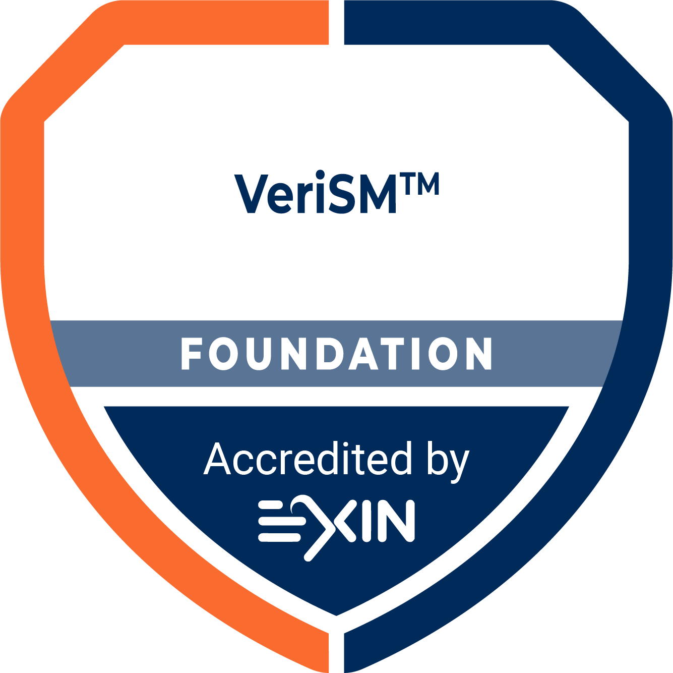 Accreditation Logo VeriSM Foundation