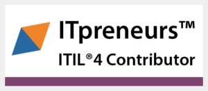 ITIL 4 Contributor Badge