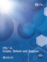ITIL 4 Create, Deliver & Support book cover