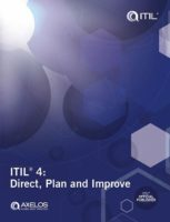 ITIL 4 Direct, Plan & Improve book cover
