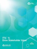 ITIL 4 Drive Stakeholder Value book cover