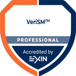 Accreditation Logo VeriSM Professional
